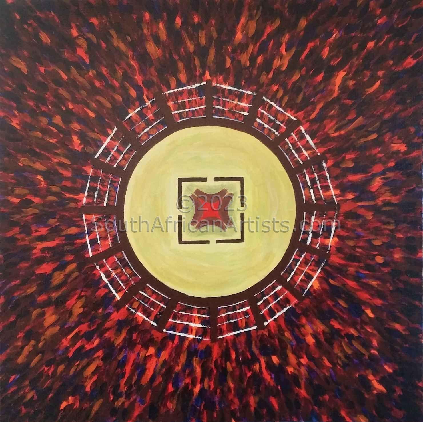 Mandala No.13: Fear