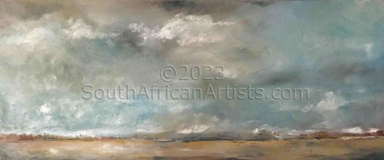 Cloudy Plains
