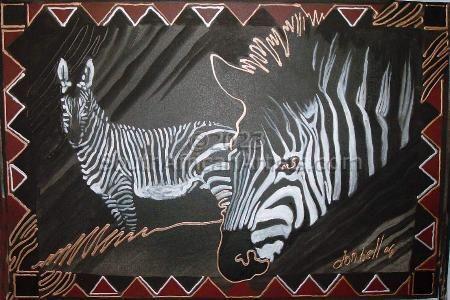 Graphic Zebras