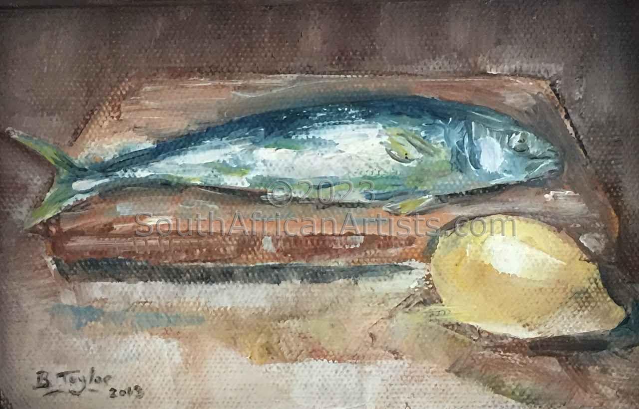 Fish and Lemon