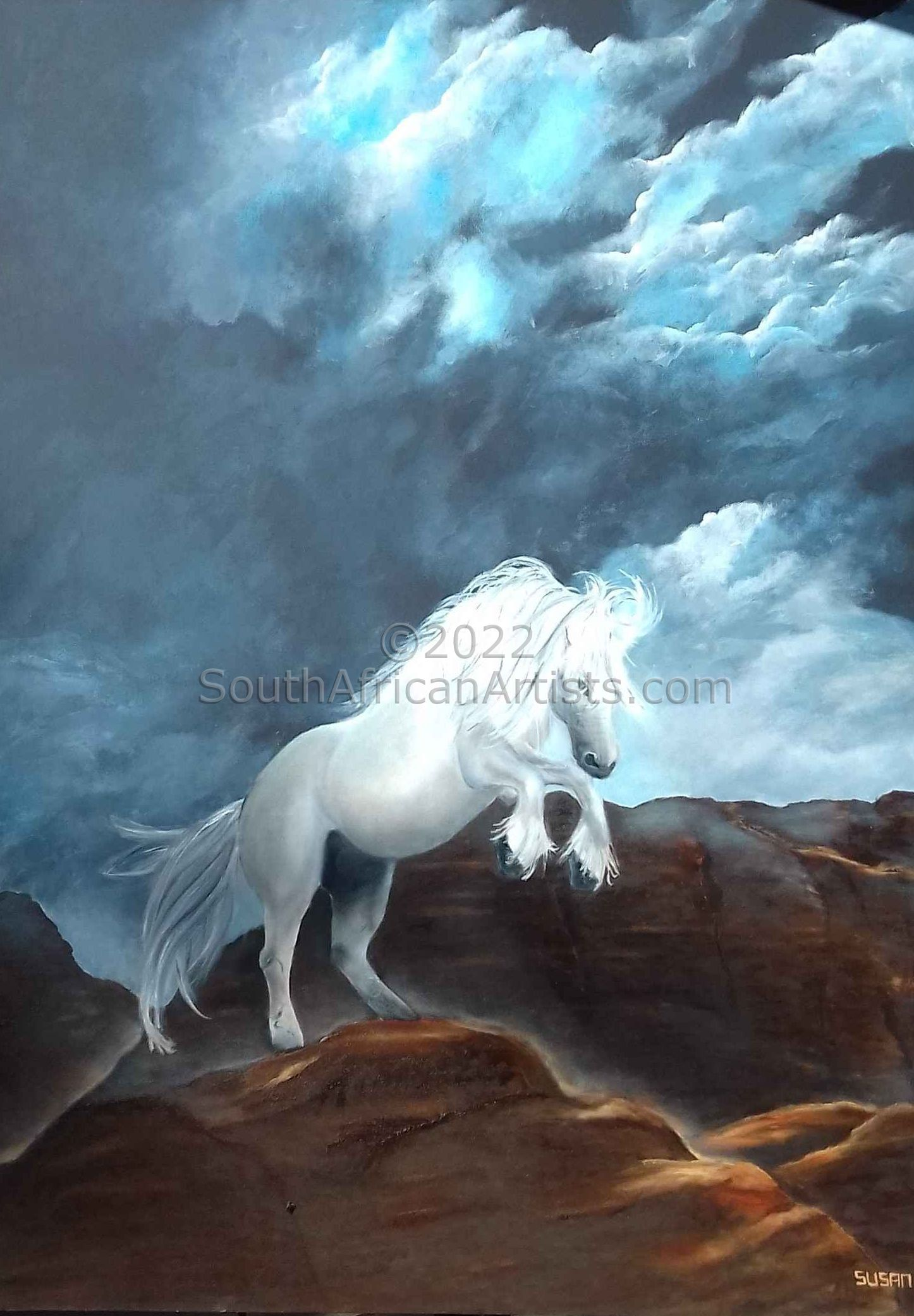 White Beauty