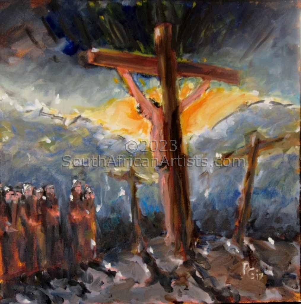 No 8- The Crucifixion