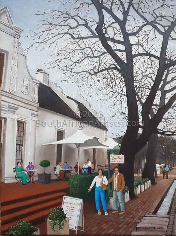 Big Easy Restaurant Stellenbosch