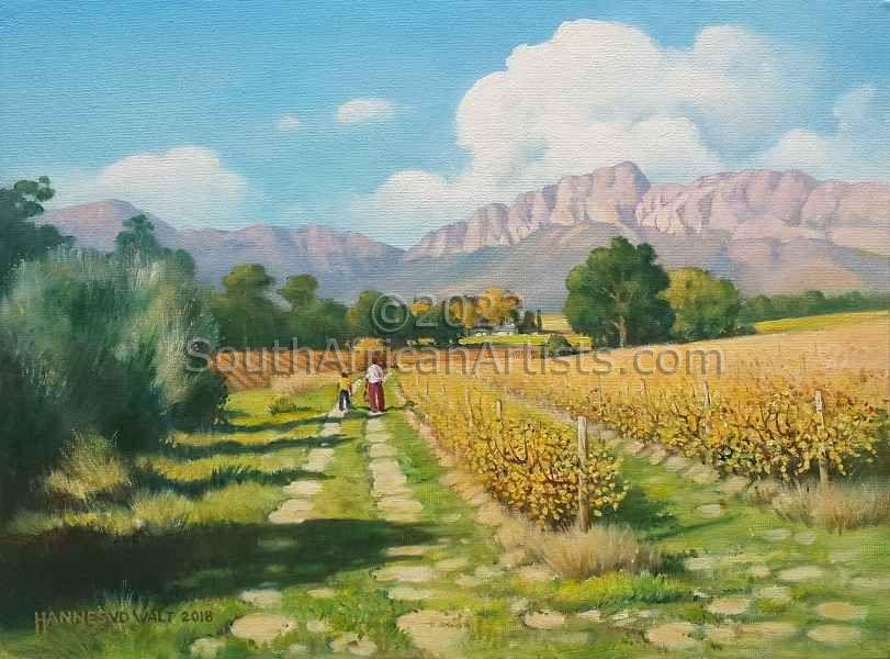 Wellington Vineyards