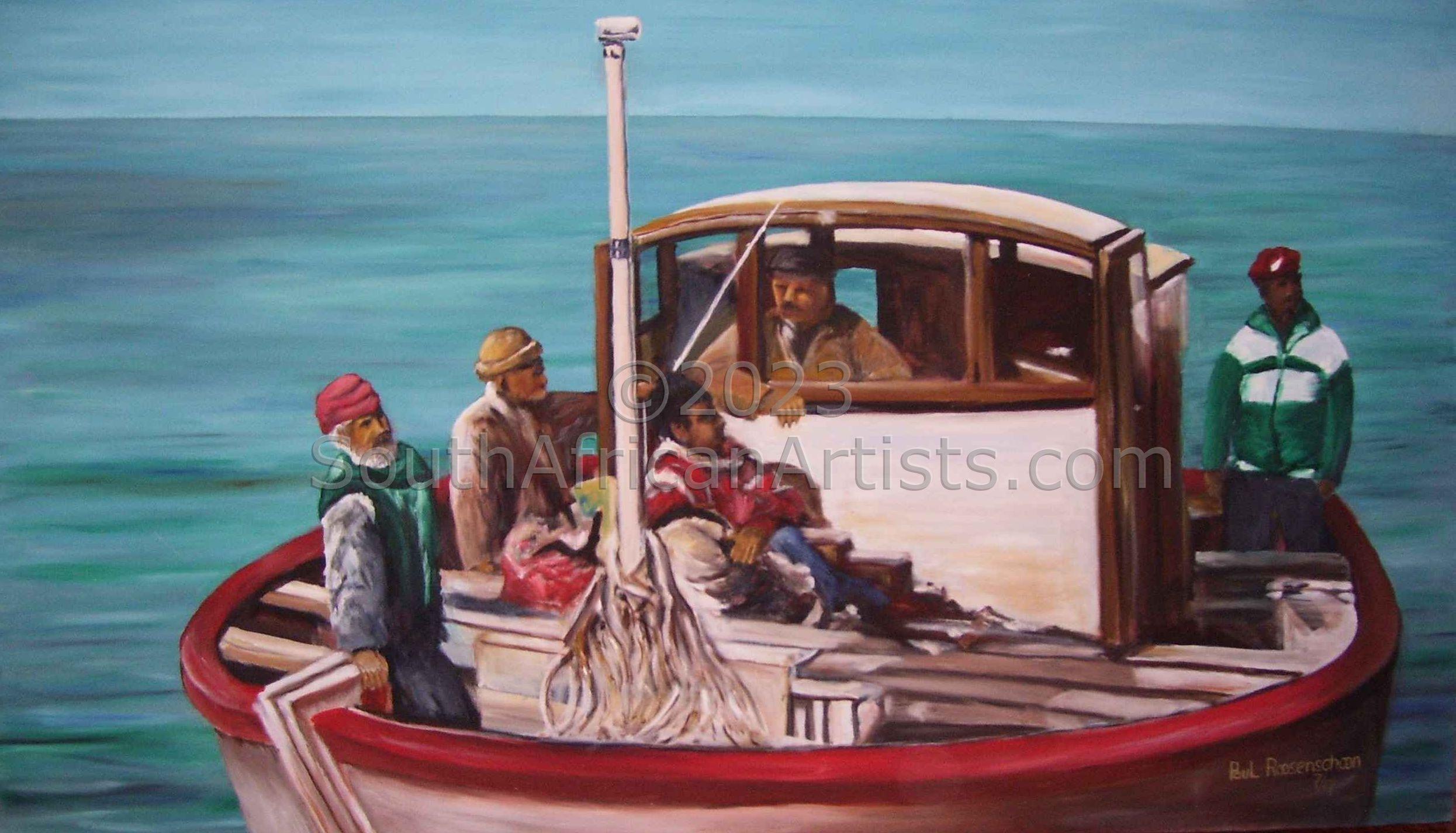 The Fisherman's Boat
