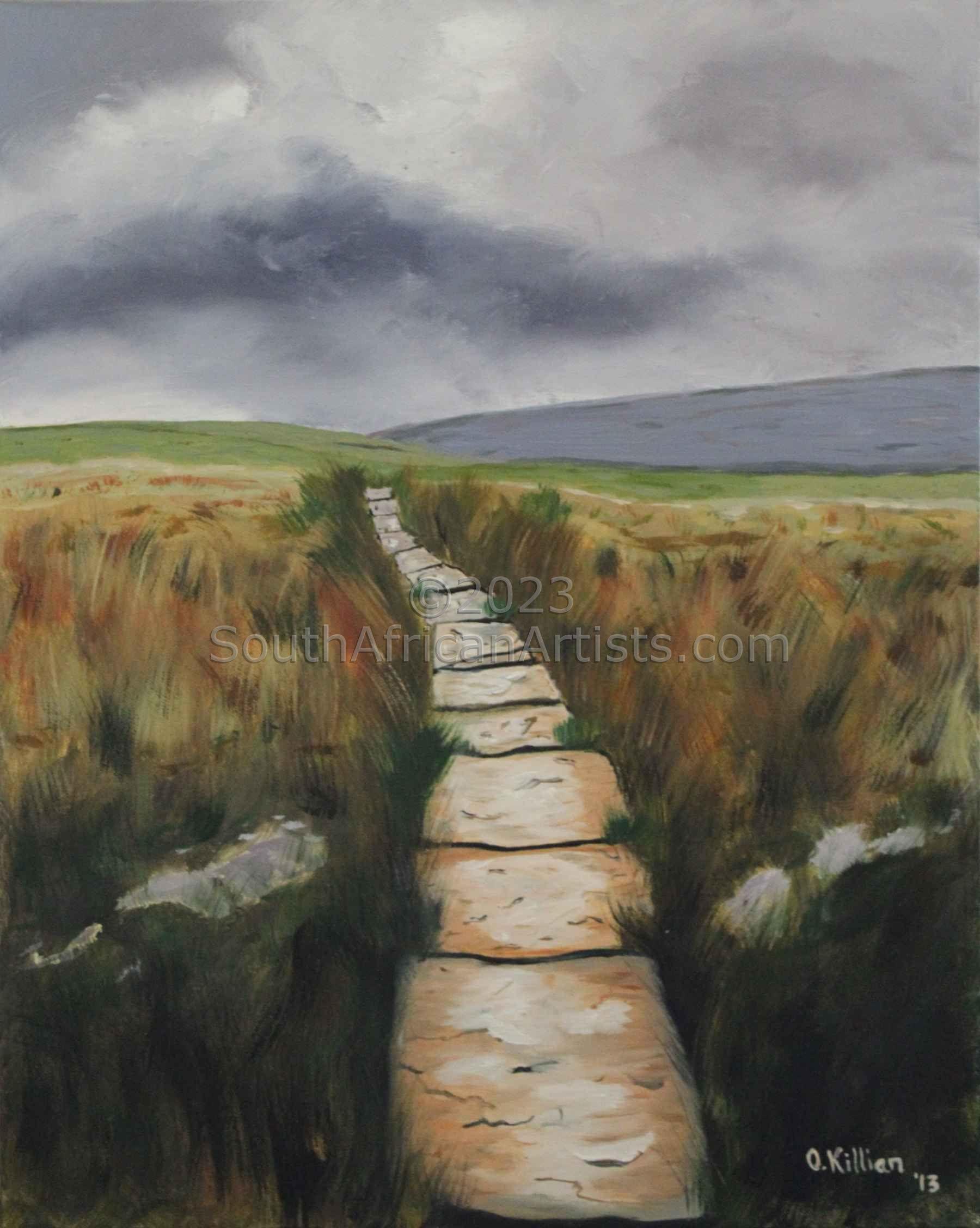 Footpath to Freedom