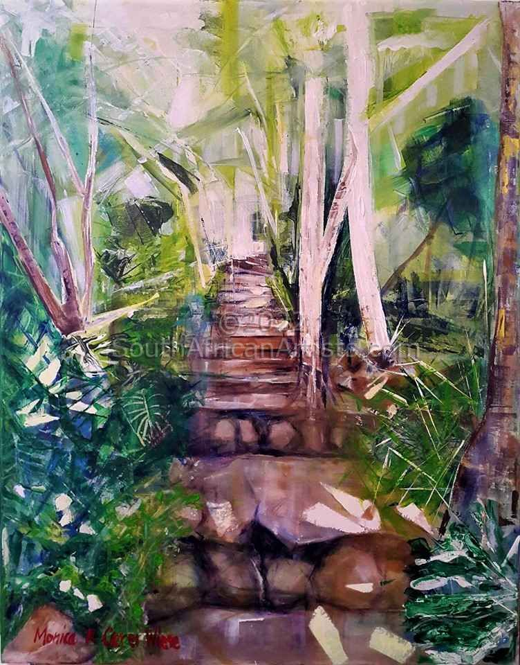 For God and Jesus' glory: Stairway to Bliss'