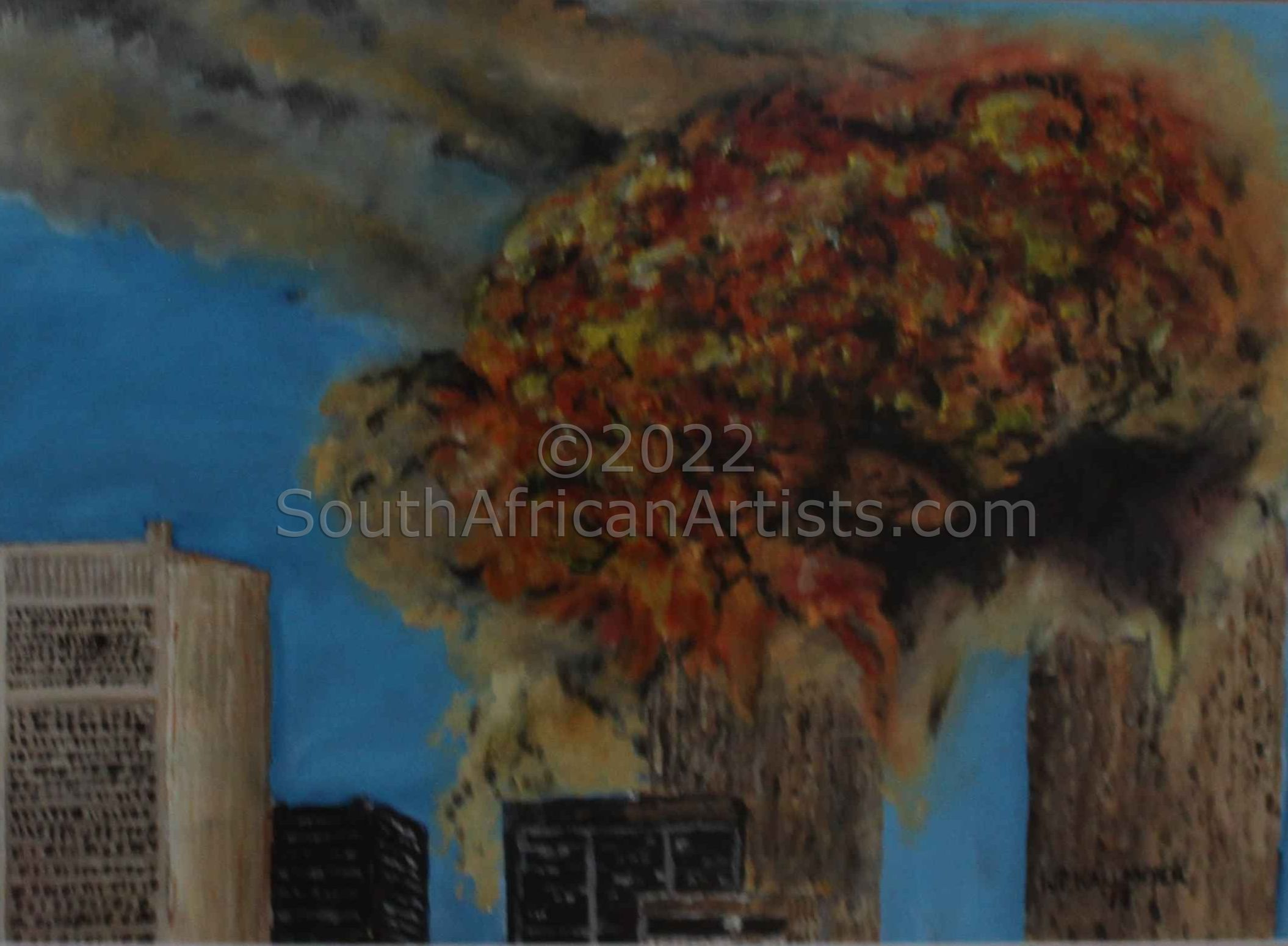 Twin Towers--Lest We Forget