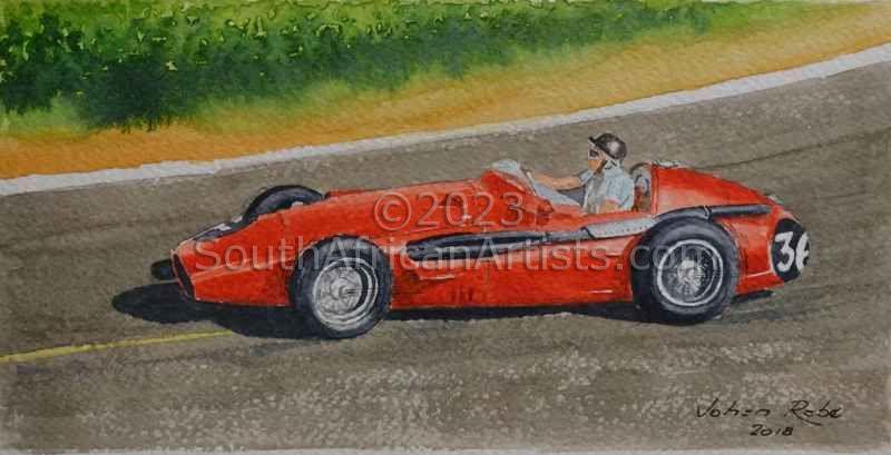 Fangio,Maserati
