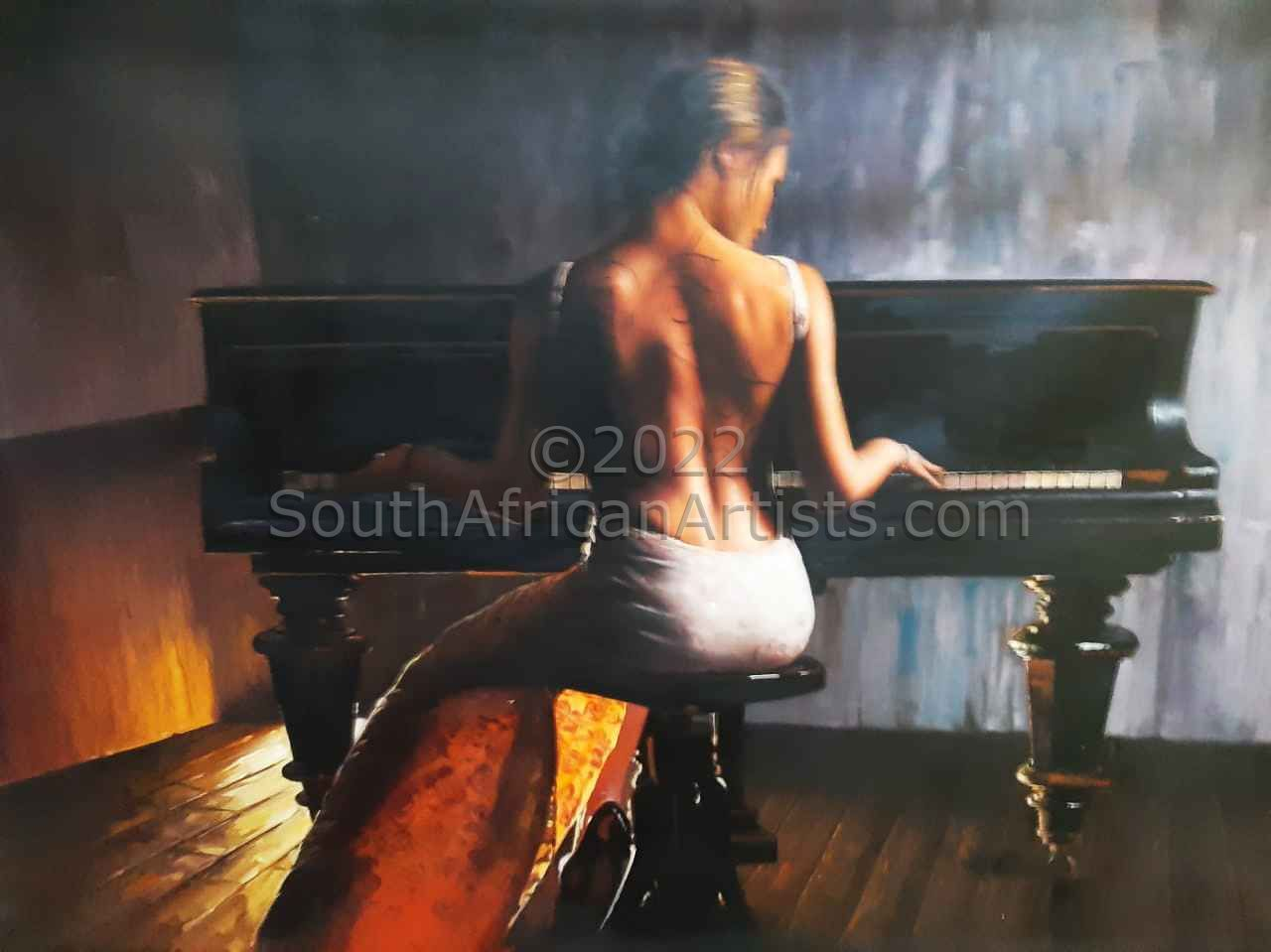 Sensual Pianist