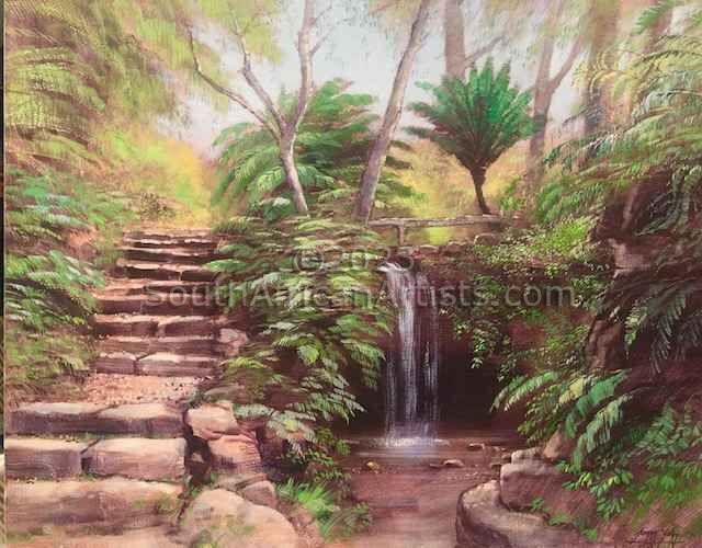 Wishing Well, Kirstenbosch Gardens