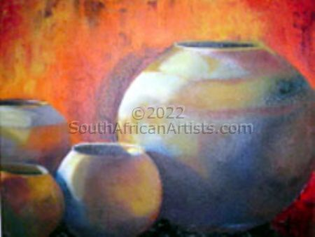 AfricanPots Flame-4s