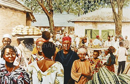 African Marketplace 2