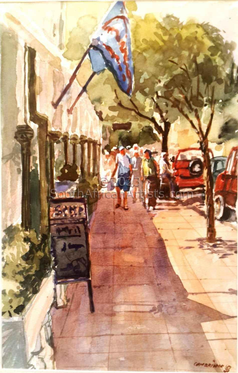 Franschhoek, Main Street 2