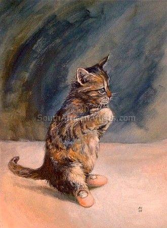 Ballet Kitten