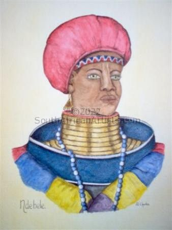 African Tribes: Ndebele