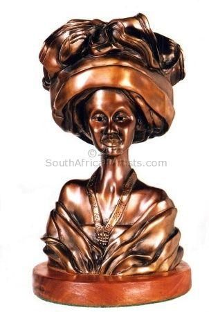 Elegance (Xhosa Woman)