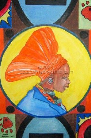 Zulu Lady 2