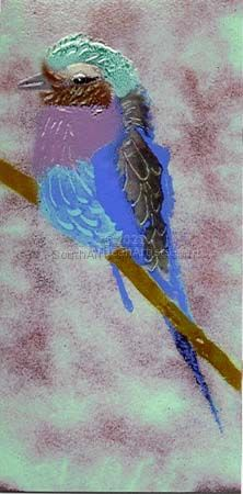 P76- Lilac-breasted Roller -L