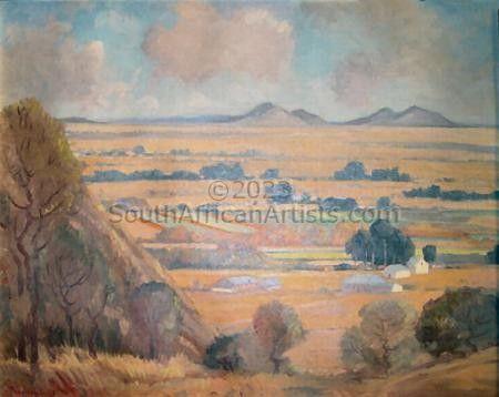 Veld buite Pretoria