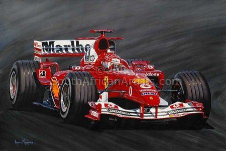 Ferrari F-2004 F1