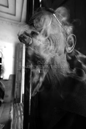 Cigar Smoke-Cuba