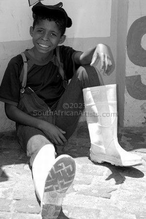 Gum Boot Boy