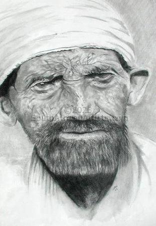 Arab Fisherman