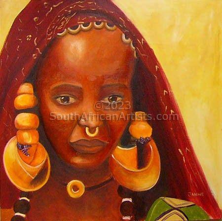 Aspects of an africa women - wealth