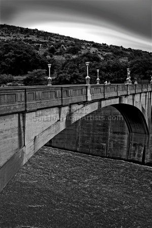 Hartebeespoort Dam Bridge