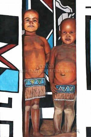 Ndebele Brothers