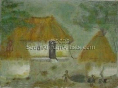Thatched Huts 2