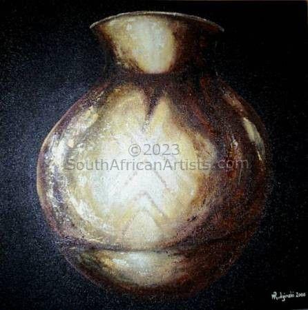 African Pot I