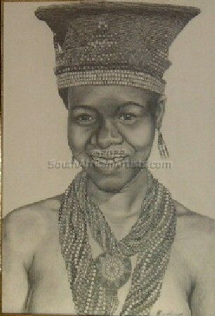 Married Zulu Woman