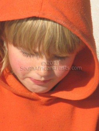 Child in Orange