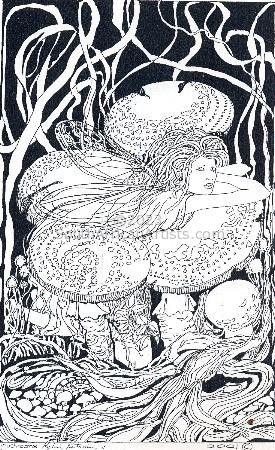 Fairies Series: Mushrooms