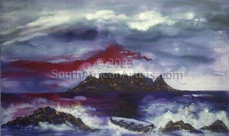 Table Mountain Seas