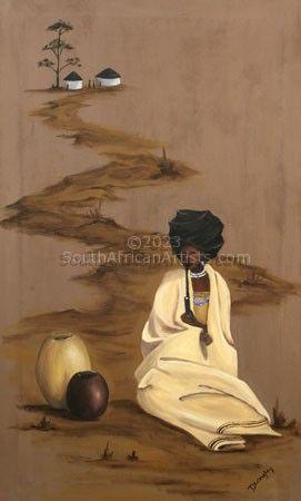 Xhosa Lady 1