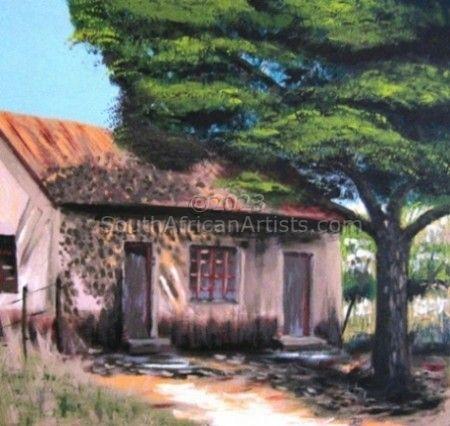 Simon's little house