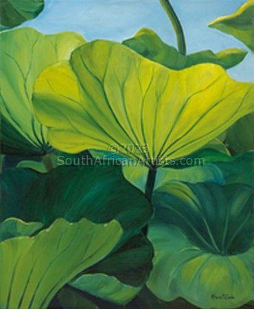 Lotus Pond 3 of 3 Set