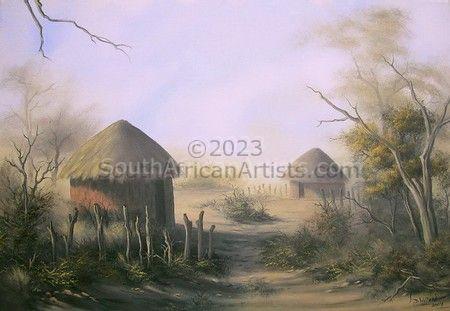 Rural Huts - Moremi