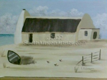Fisherman's Cottage - St Helena Bay