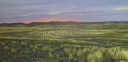 Namibian Dawn