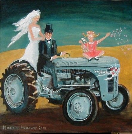 Country Wedding l