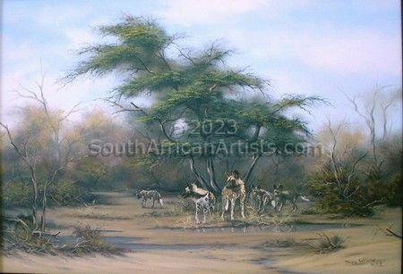 African Wild Dog Clan