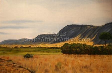 Oloololo Mountains