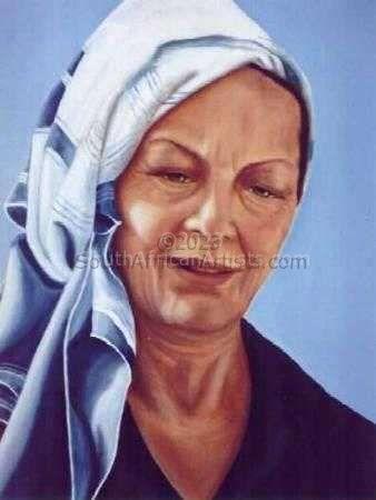 Anna Maria (portrait - NFS)