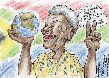 Mandela World Peace