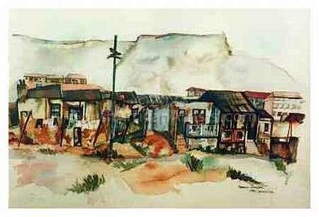 Stone Street District Six 1980