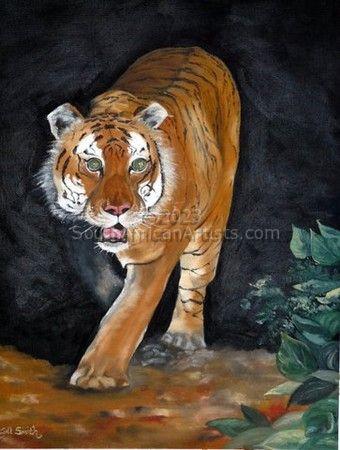 Tiger - After Dark